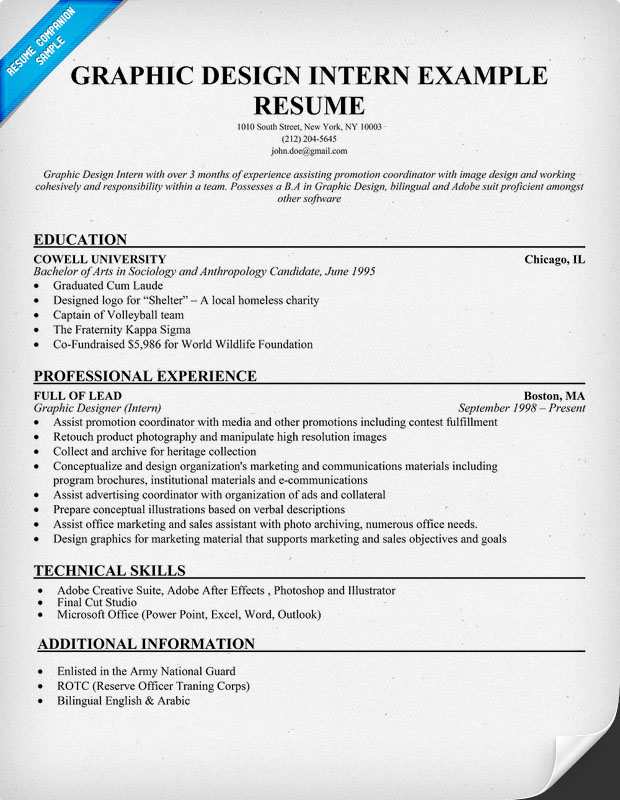 graphic design resume exles graphic designer resume sle